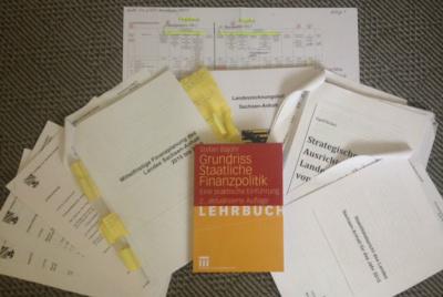 Finanzunterlagen