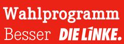 DIE LINKE  - Wahlprogramm zur Landtagswahl 2021